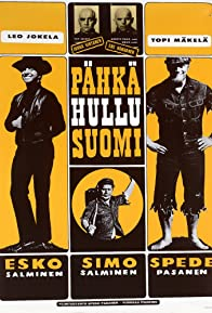 Primary photo for Pähkähullu Suomi
