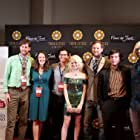 Cast & Crew at the world premiere of Aquarians at the 2017 Twin Cities Film Fest