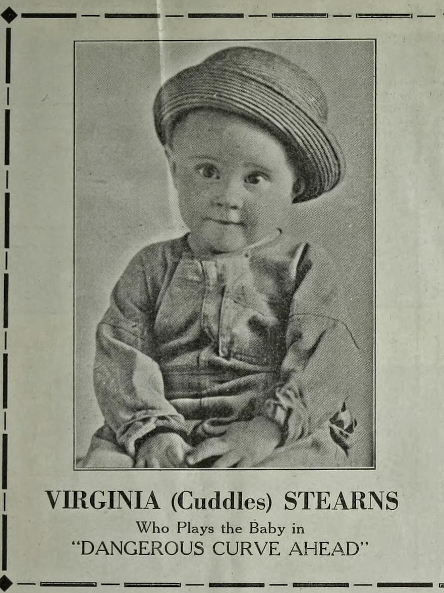 Virginia Stern in Dangerous Curve Ahead (1921)