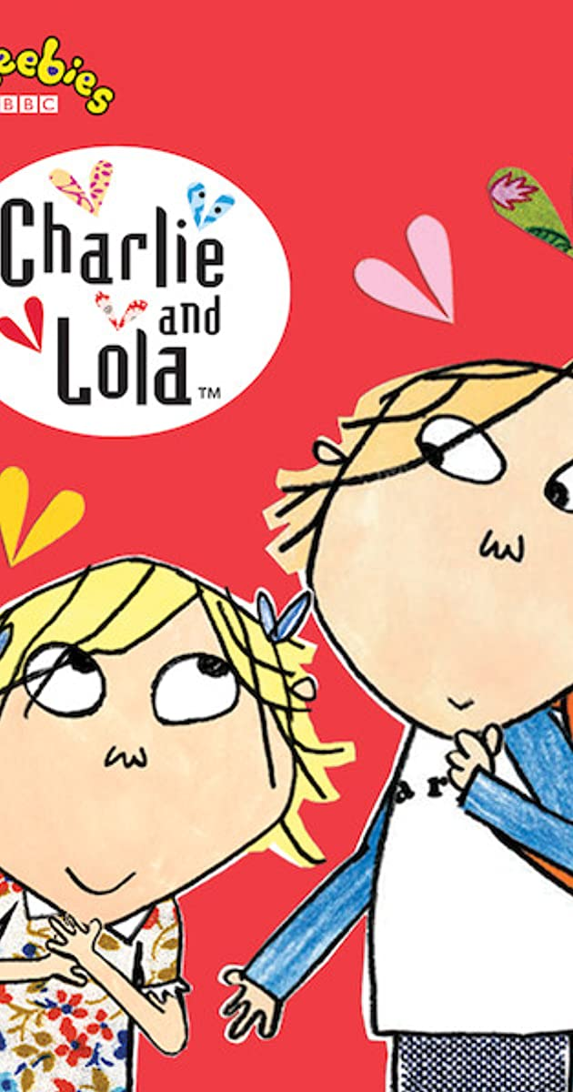 Charlie and Lola Color Me Lola by Kids Preferred