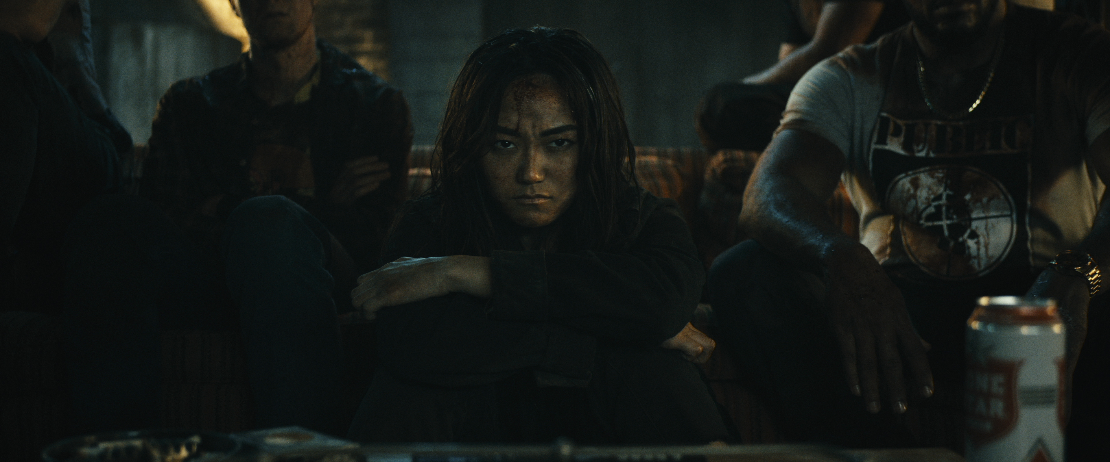Karen Fukuhara in Over the Hill with the Swords of a Thousand Men (2020)
