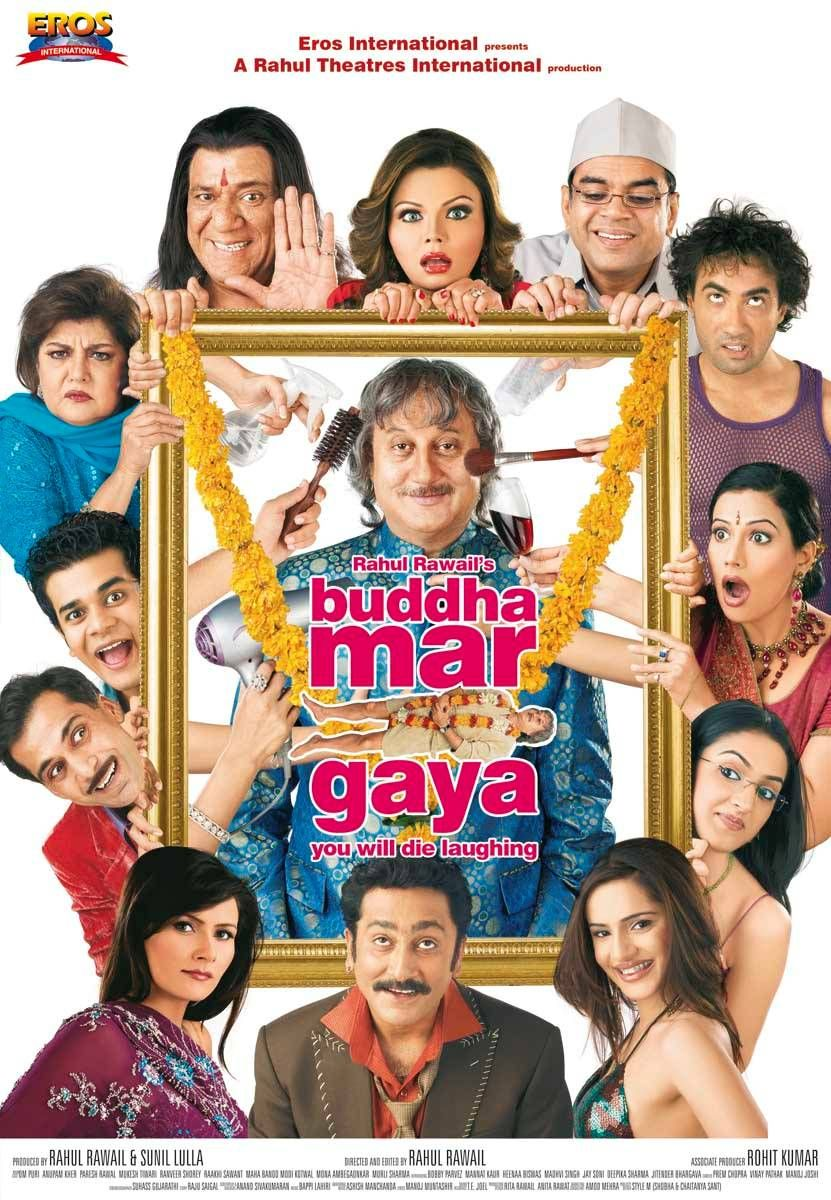 Buddha Mar Gaya 2007 Hindi 295MB HDRip Download