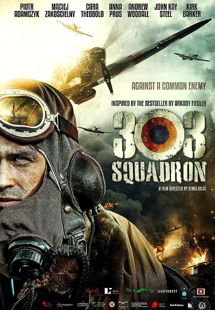 Watch Movie 303 Squadron (2018)