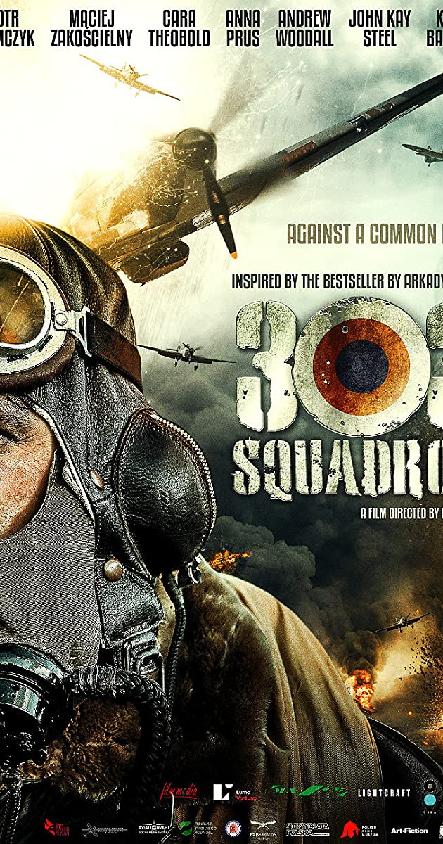 Subtitle of Squadron 303