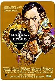A Madona de Cedro Poster