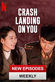 Crash Landing on You Poster