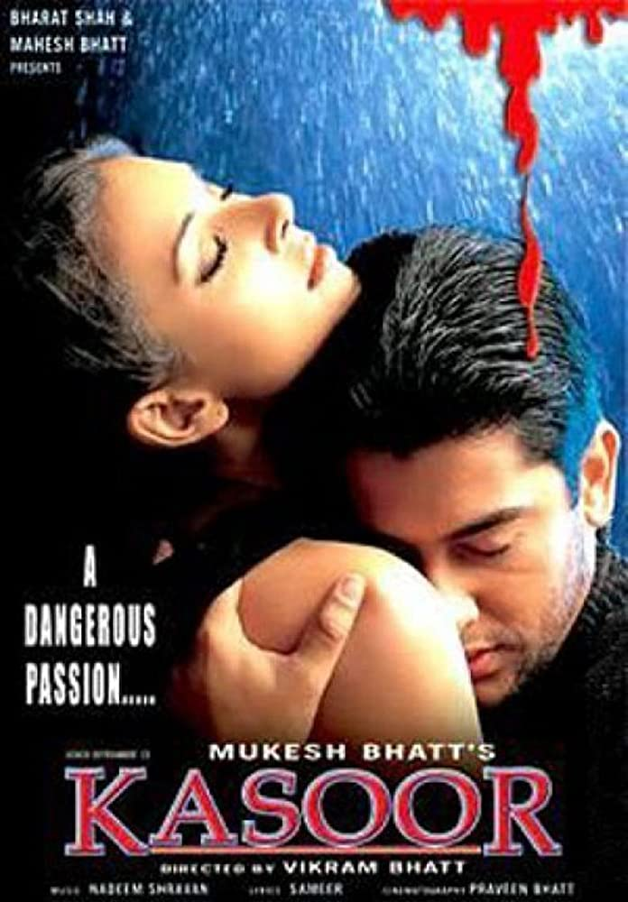 Kasoor 2001 Hindi Movie AMZN WebRip 400mb 480p 1.3GB 720p 4GB 9GB 1080p