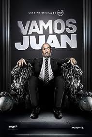 Javier Cámara in Vamos Juan (2020)