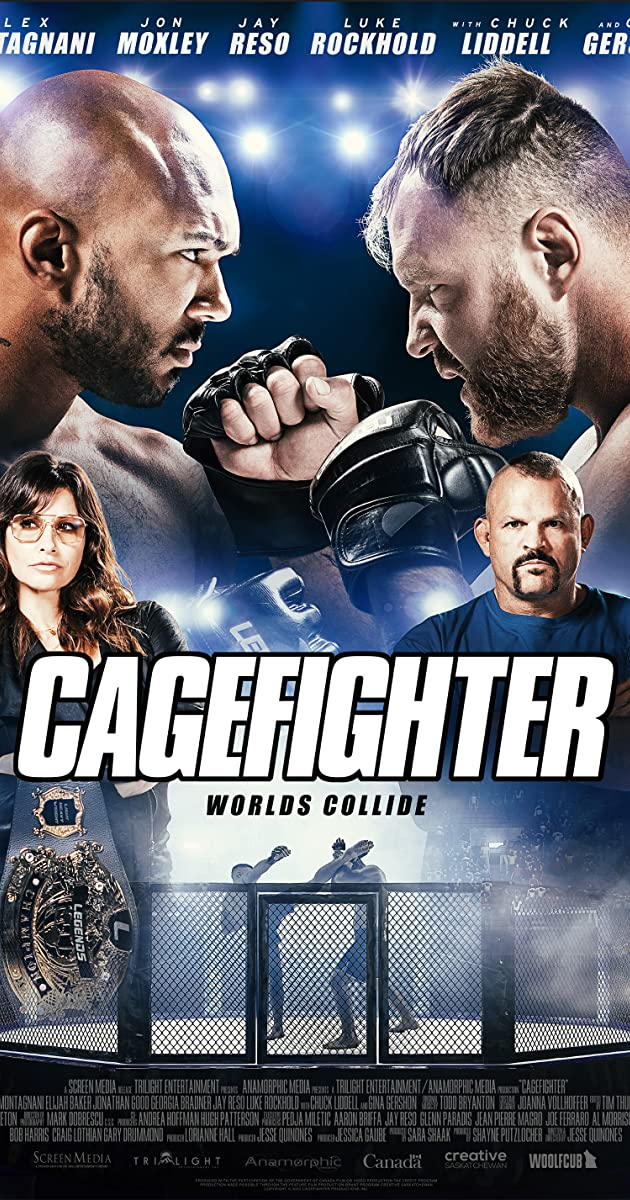Cagefighter 2020 HDRip XviD AC3-EVO