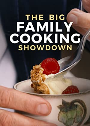 Where to stream The Big Family Cooking Showdown