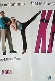 Lee Majors, Thomas Calabro, and Kim Penn in Hard Knox (2001)