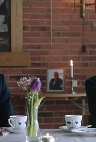 Josephine Bornebusch and Gustav Lindh in Det är så mycket känslor nu/A lot of emotions going on/Niin paljon tunteita (2019)
