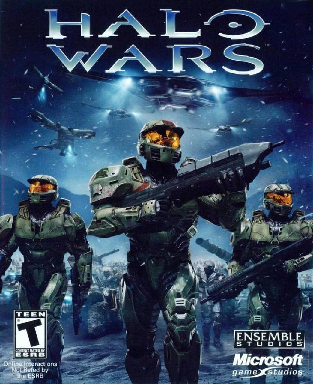 Halo Wars Video Game 2009 Imdb