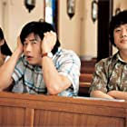 Ha Ji-Won, Kim In-kwon, and Sang-Woo Kwon in Shinbu sueob (2004)
