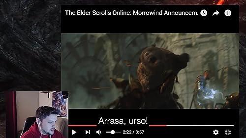 The Elder Scrolls Online: Morrowind E3 2017 Trailer (Portuguese Subtitled)