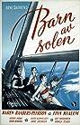 Barn av solen (1955) Poster