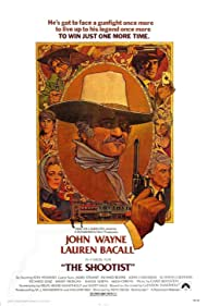 The Shootist (1976) Poster - Movie Forum, Cast, Reviews