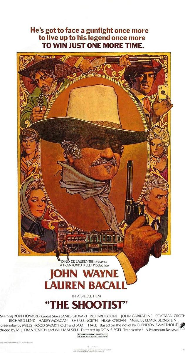 The Shootist (1976) - Trivia - IMDb