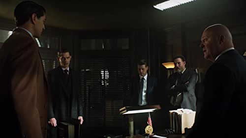 Gotham: Apprehending Cobblepot