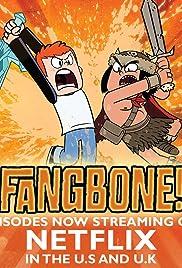 Fangbone! Poster