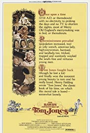 The Bawdy Adventures of Tom Jones (1976) Poster - Movie Forum, Cast, Reviews