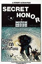 Secret Honor (1984) Poster