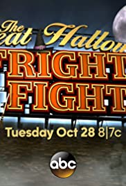 The Great Halloween Fright Fight Poster