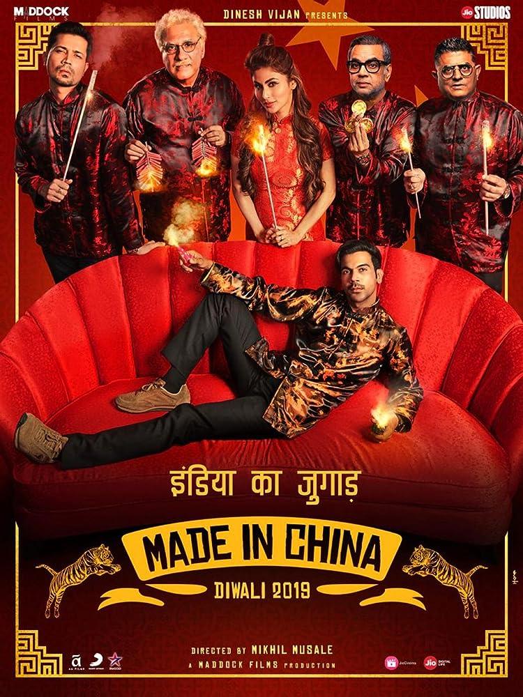 Made in China 2019 ORG Hindi NF 720p WEB-DL