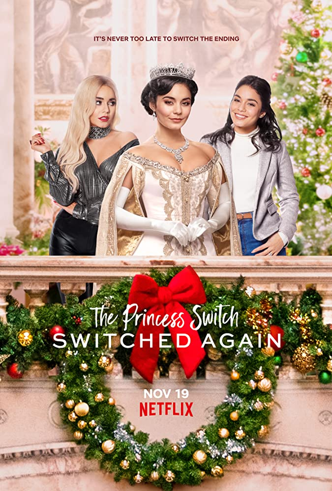 The Princess Switch: Switched Again(2020)