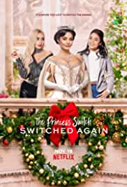 The Princess Switch Switched Again 2020 Hdrip English Full Movie Watch Online
