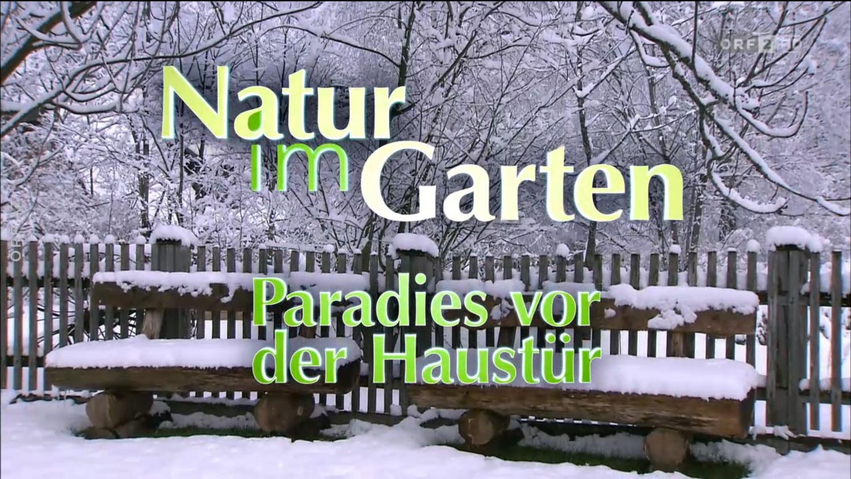 Universum Natur Im Garten Paradies Vor Der Haustür Tv Episode