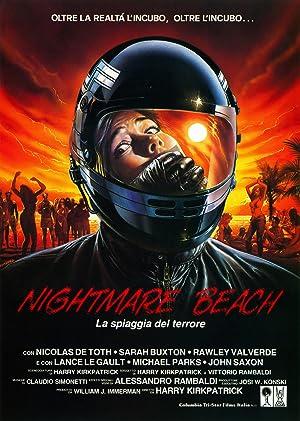 Nightmare Beach (1989)