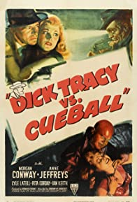 Primary photo for Dick Tracy vs. Cueball