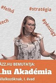 Számlázz.hu Akadémia Poster