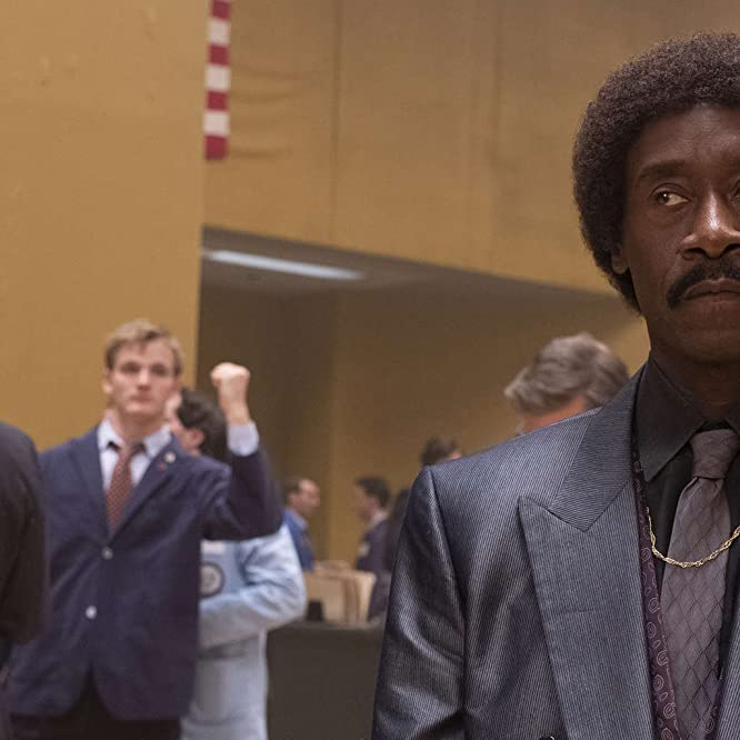 Don Cheadle in Black Monday (2019)