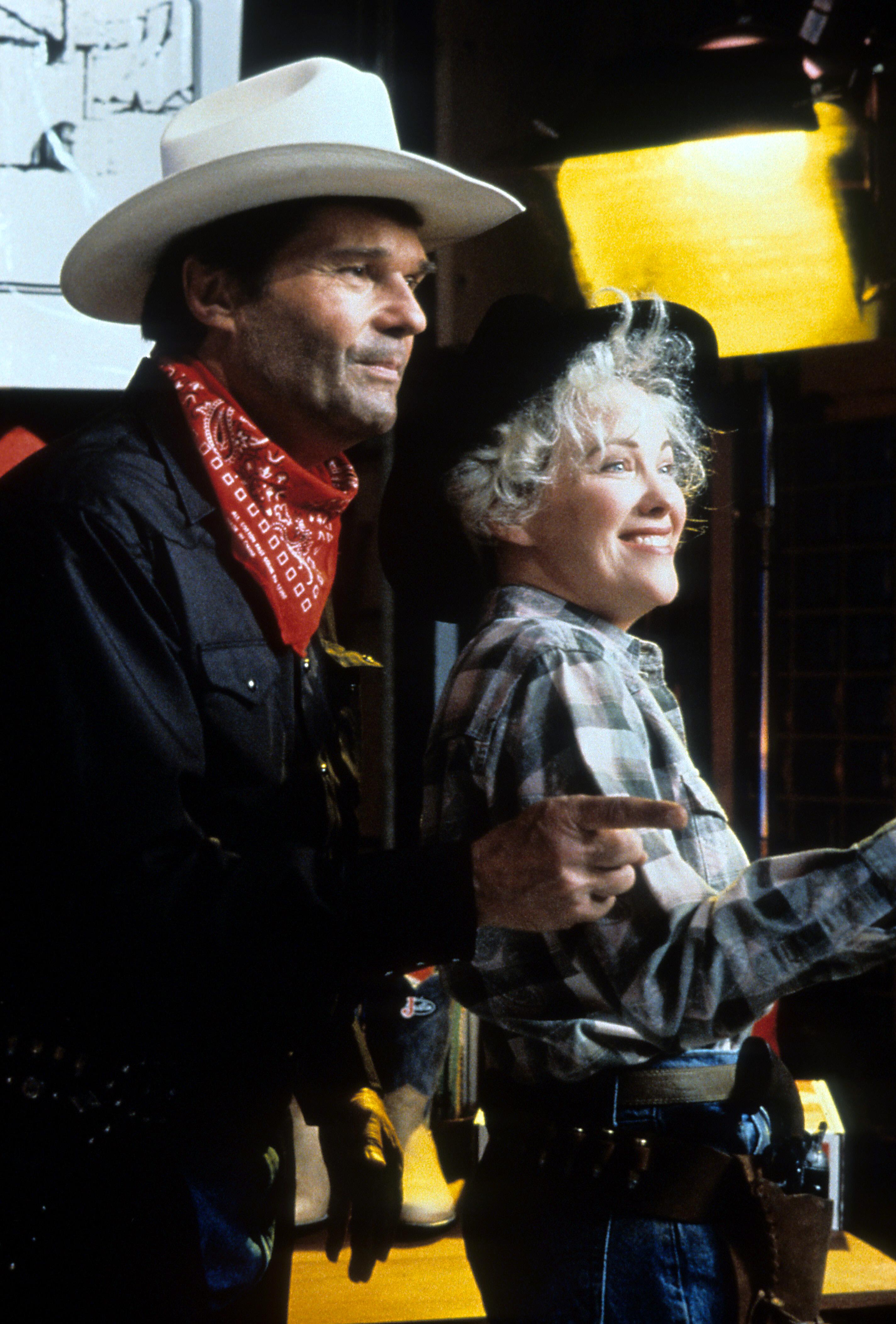 Catherine O'Hara and Fred Willard in Waiting for Guffman (1996)