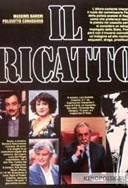 Il ricatto Poster