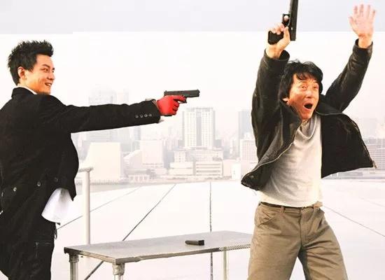 New Police Story (2004) - IMDb