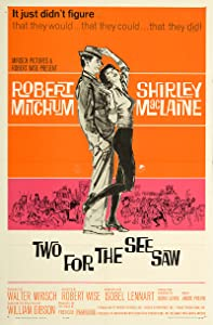 Watch hollywood movie for free Two for the Seesaw [480i]