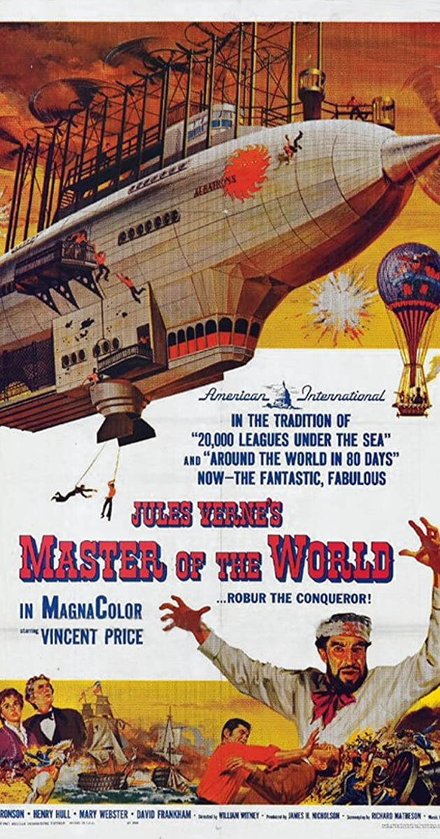 Subtitle of Master of the World