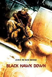 The Essence of Combat: Making 'Black Hawk Down' Poster