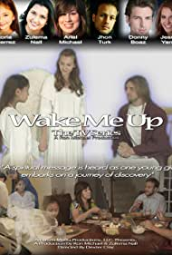 Donny Boaz, Zulema Nall, Jhon Turk, Jessica Yanker, Ariel Michael, and Victoria Gutierrez in Wake Me Up TV Show (2014)