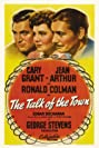 The Talk of the Town (1942) Poster