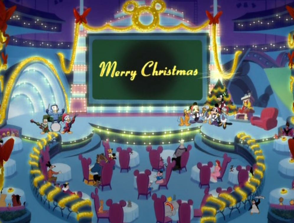 mickeys magical christmas snowed in at the house of mouse 2001 - Mickey Magical Christmas Snowed In At The House Of Mouse