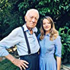 Max von Sydow and Astrid Roos in Echoes of the Past (2021)