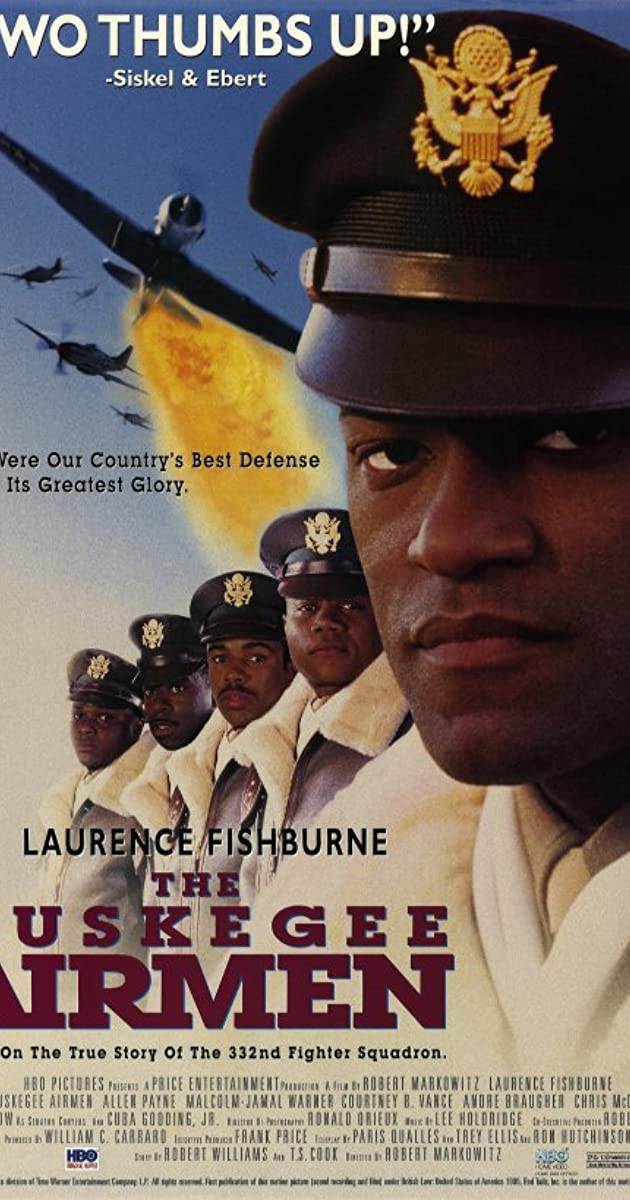 Subtitle of The Tuskegee Airmen
