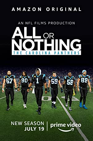 Watch All or Nothing: Carolina Panthers Online