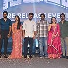Siddharth, Sharwanand, Aditi Rao Hydari, Rao Ramesh, Anu Emmanuel, and Kartikeya Gummakonda at an event for Maha Samudram (2021)