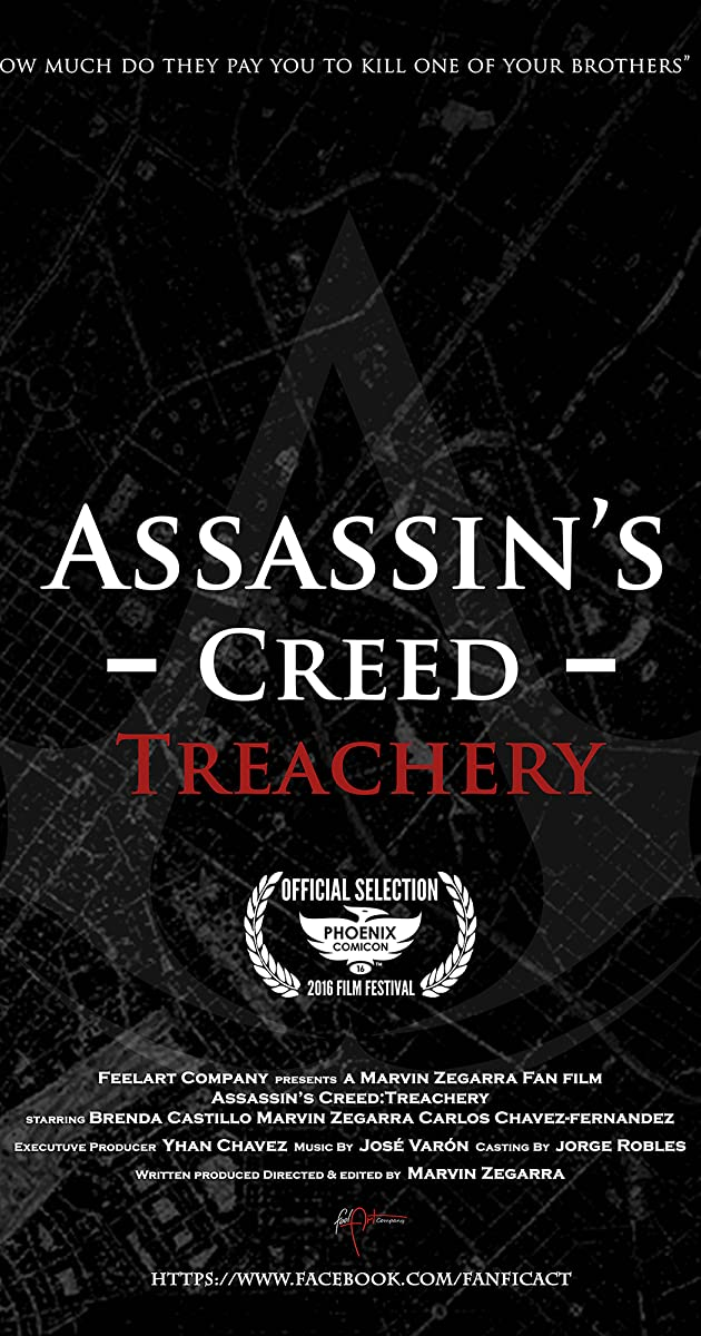Assassin S Creed Traicion Tv Mini Series 2015 Imdb