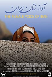 The Female Voice of Iran Poster